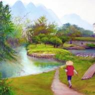7 Yangshou Gardener