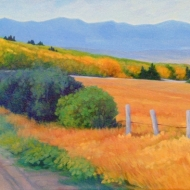 8. Retreat Road Autumn   10x20   580
