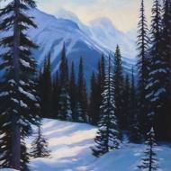 12 Snow Shoe Trail