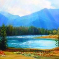 24 bow river sunbeams