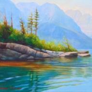8. Summer Reflections 10x12 $390